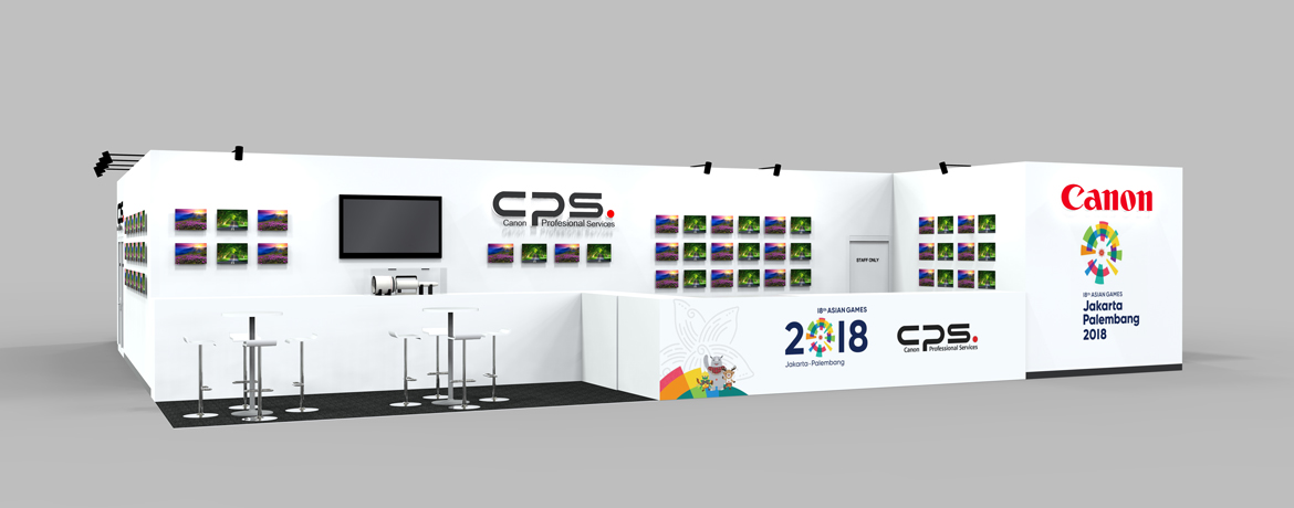 Canon Unveils Professional Photographer Services for Asian Games 2018