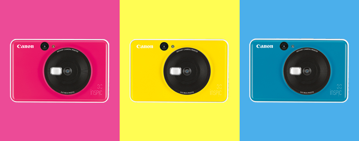 Canon's Two New Instant Camera Printers Promise Immediate