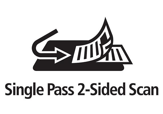 Single-pass Duplex Auto Document Feeder