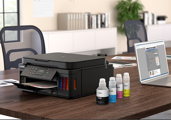 Canon Unveils New G Series Printers to Boost Productivity for Small Businesses and Offices
