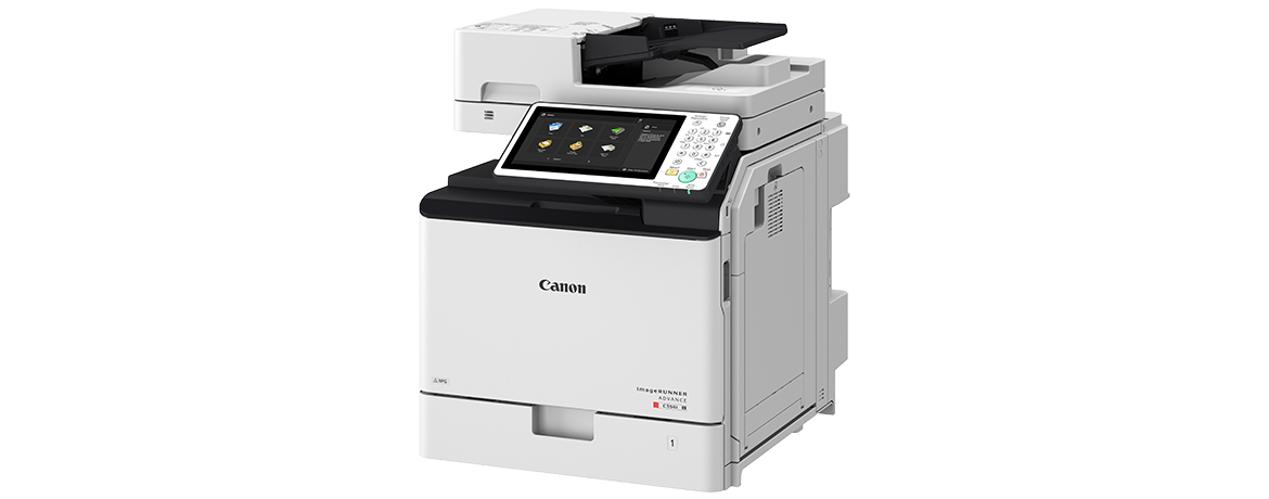 New Range of Canon imageRUNNER Multifunction Device Raises the Bar in Security & Reliability