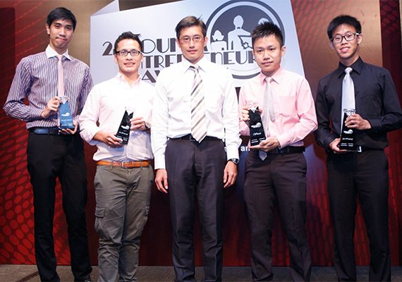 2nd Young Entrepreneur Awards – Meet The Other Winners