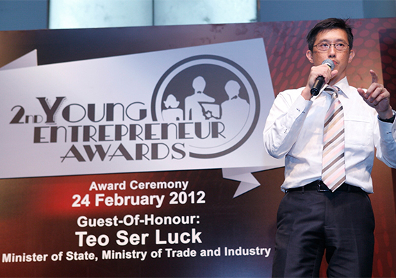 2nd Young Entrepreneur Awards – Presenting The Winners
