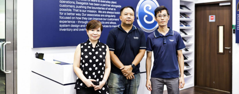 The Digital Revolution of Swagelok Singapore