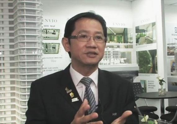 HSR Property Group's Patrick Liew