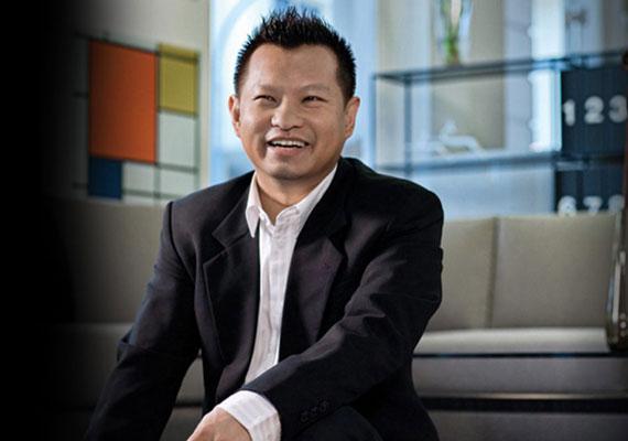 Spectacle Hut's Gary Khoo