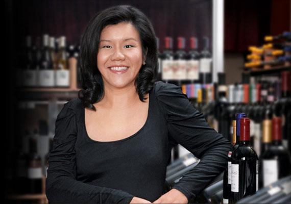 Singapore Straits Wine Company's Kathy Lim-Sheehy