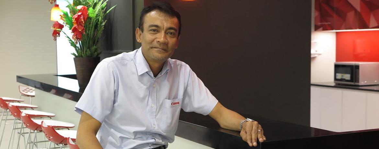 Getting To Know: Mr Abdul Aziz Jafar, Service Engineer
