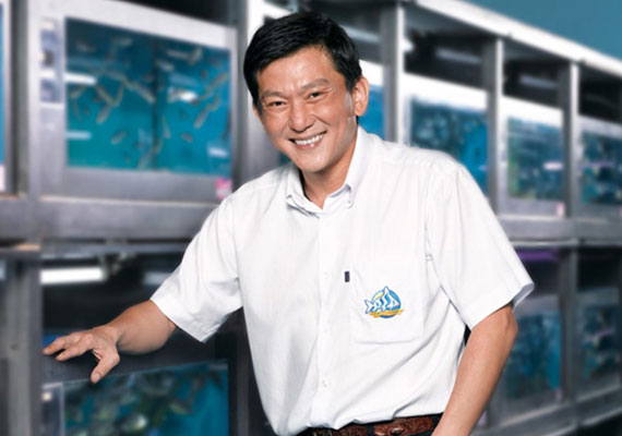 Qian Hu Corporation's Kenny Yap