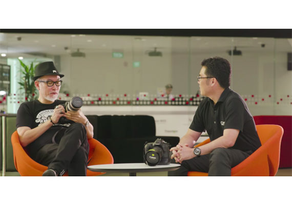 Canon Professional Services: A Journey of Excellence with Renowned Rock Photographer Eddie Sung