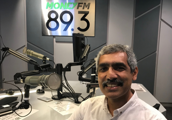 """MoneyFM 89.3 """"Business Forward with Canon"""": How Digital Technology is Changing the Business Landscape"""
