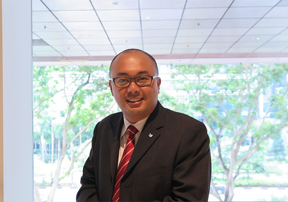 Asking Norman Ayob: Tackling Business Security with Canon's Network Visual Solutions