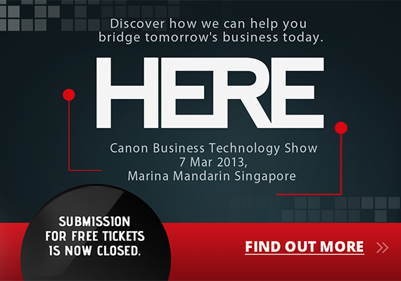 Canon Business Technology Show 2013570