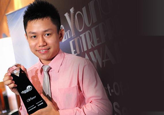 Catching Up with Ray, Grand Winner of YEA 2011570