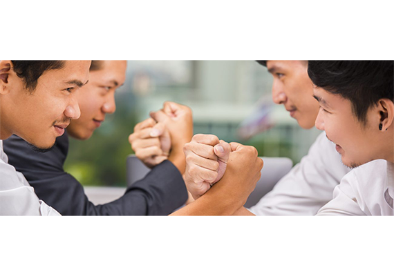 Want a Stronger Team Culture? Make It Competitive.