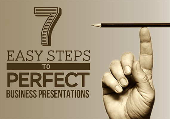 7 Easy Steps to Perfect Business Presentations
