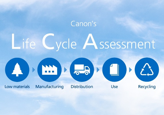 Investing in Sustainability with Canon's Life Cycle Assessment