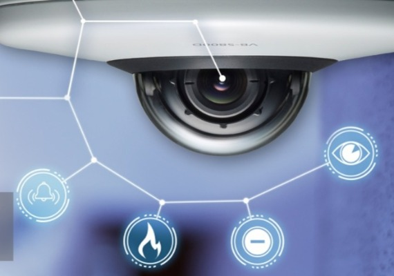 Survey the Future with Canon's VB-S800D Network Camera and Surveillance Solutions