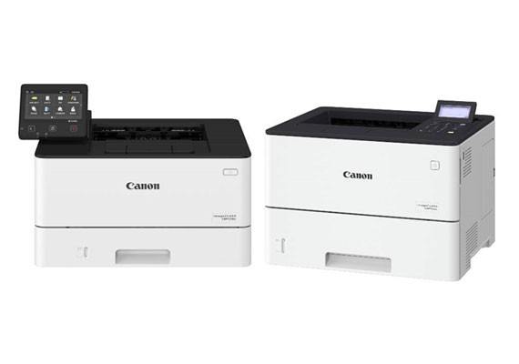 New Canon imageCLASS Compact Monochrome Printers Bring High Productivity to Small Offices
