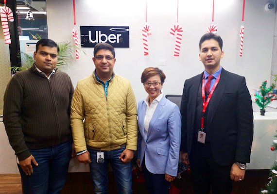 Uber India Systems Private Limited
