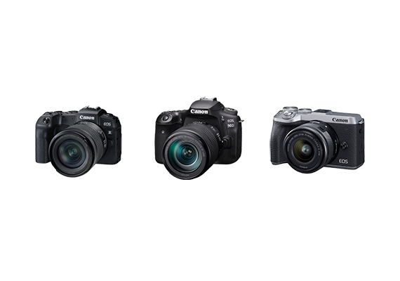 Canon Celebrates 17th Consecutive Year Leading the Global Interchangeable-lens Digital Camera Market