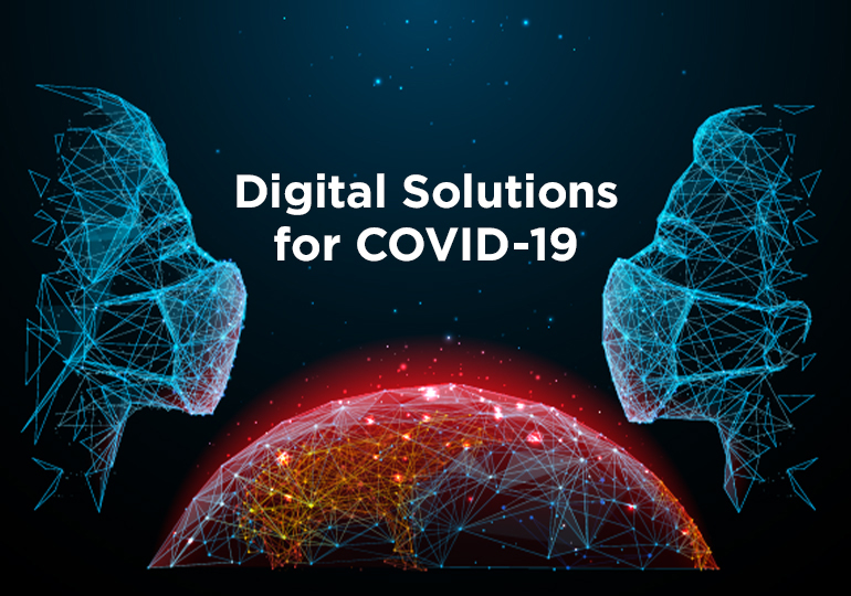 Digital Solutions for COVID-19