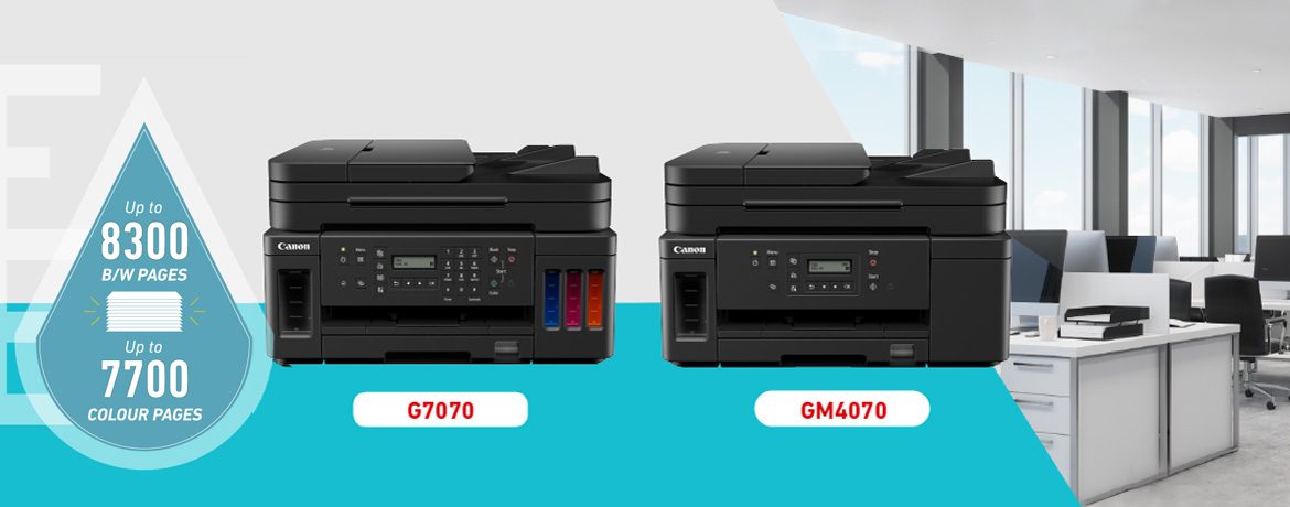 G Series - Perfect For High Volume Printing