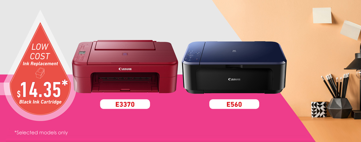 E Series - Perfect For All-Round Printing
