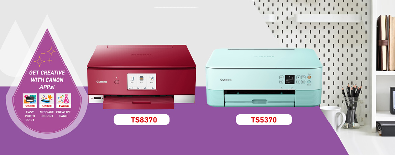 TS Series - Perfect For Fun & Creative Printing
