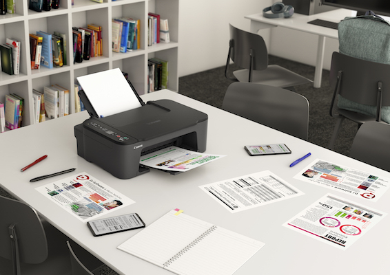 Canon Updates Home/Photo Series Line-up with New All-in-one Printer