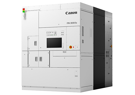 Canon Launch FPA-3030i5a Semiconductor Lithography System Supporting Reduced Cost of Ownership Manufacturing for Small Substrates