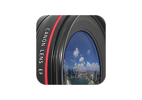 Canon SG Lens App
