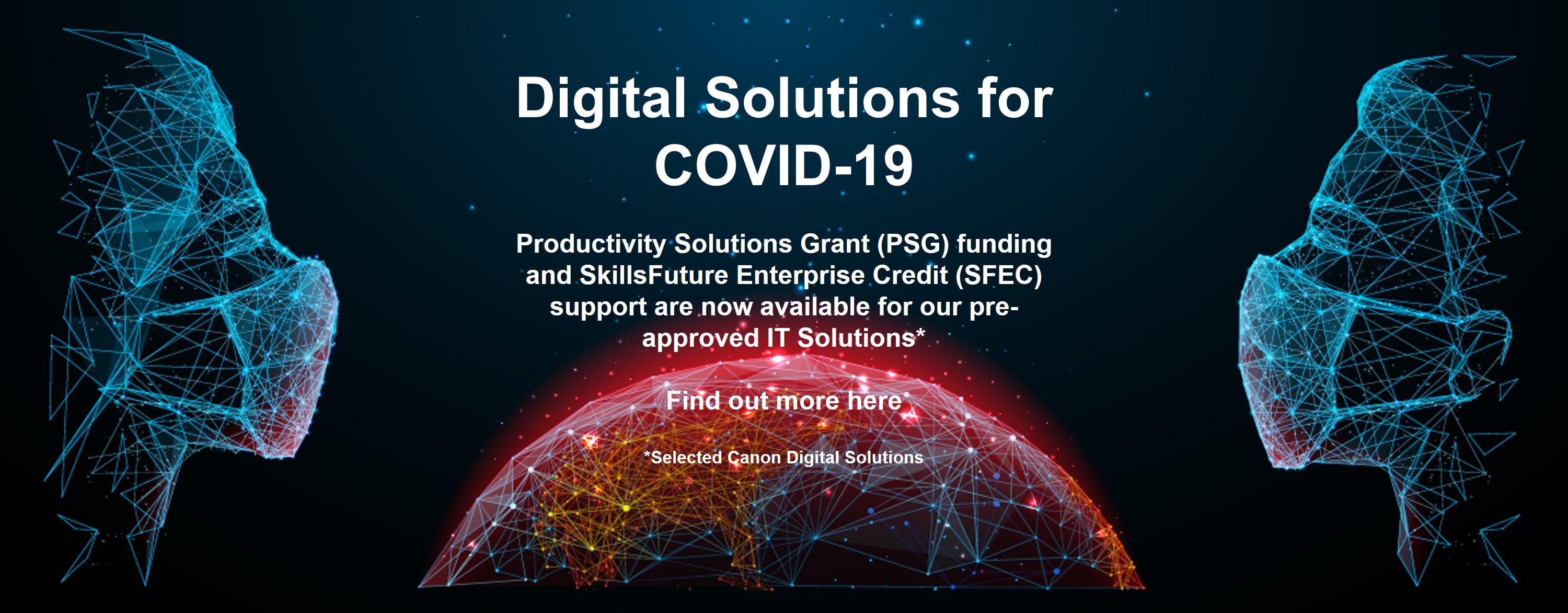 Digital Solutions for COVID19