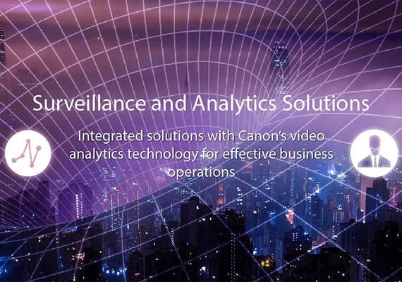 Surveillance & Analytics