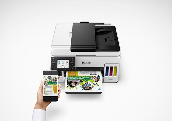 Mobile & Cloud Printing