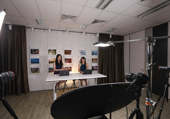 Live-streaming Studio Rental