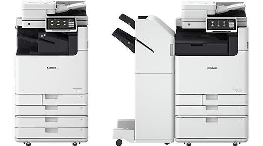 New Canon Laser Multifunction Device Adds an Advanced Function to Help Businesses Save Time by Automating Document Digitisation