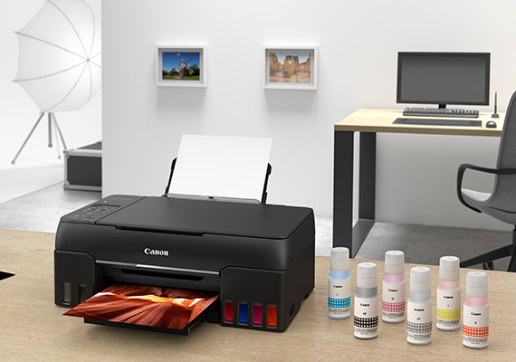 Canon Launches New Photo Printers for Homes and Small Offices that Promises Vibrant High-quality Photos at Low Cost
