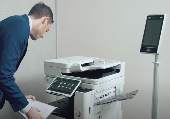 Secure Printing Control