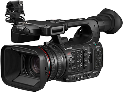 Canon Launches Professional 4K Camcorder with High Image Quality, Improved AF and Transmission Functionality in A Compact Body