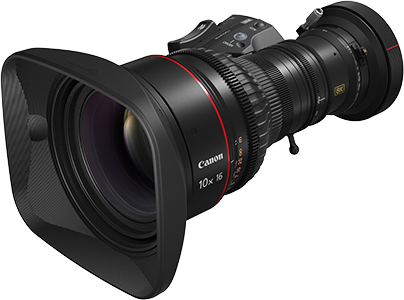 Canon Expands Lineup of Ultra High Resolution 8K Broadcast Camera Lenses with The CN10×16 KAS S Portable Zoom Lens